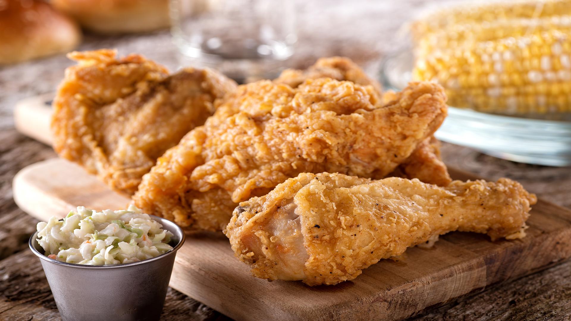 먹다 버린 닭고기로 만든 '흑인들의 소울푸드'